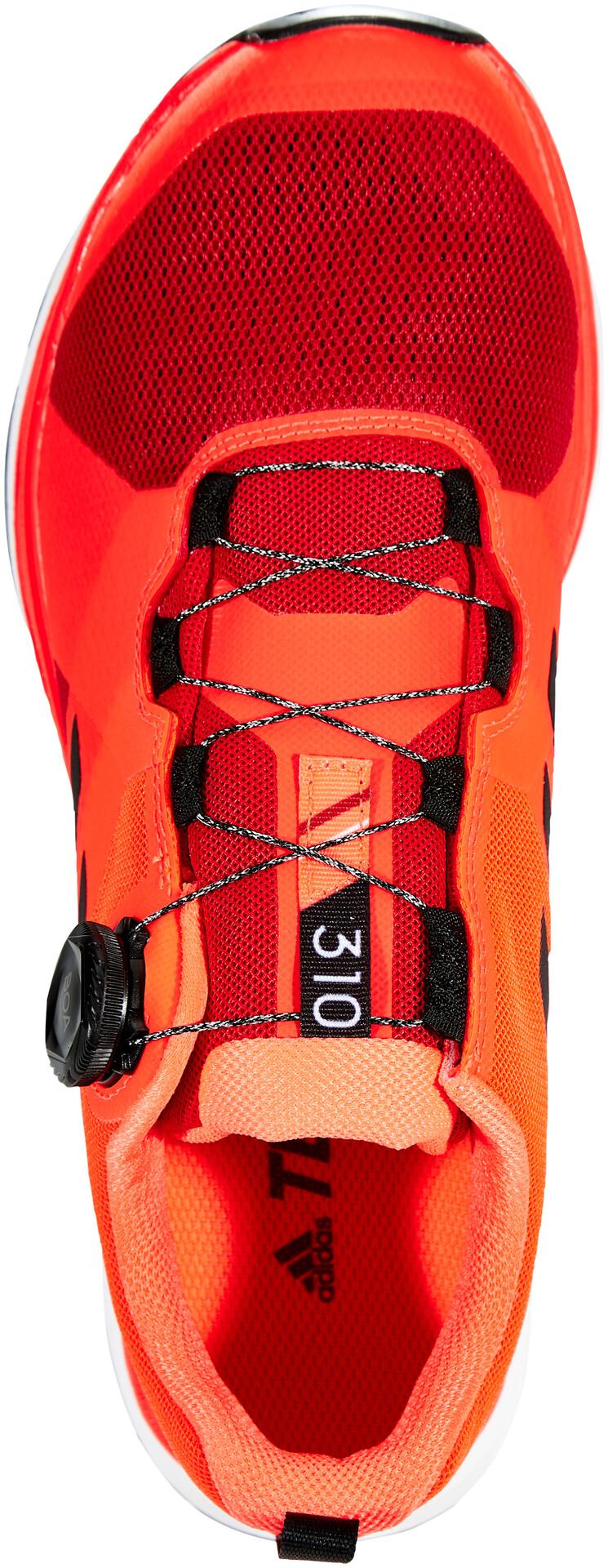 adidas TERREX Two Boa Løbesko Herrer, scarletcore blacksolar red